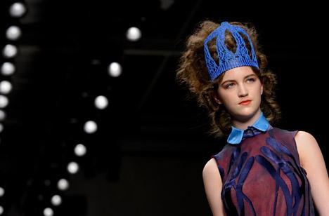 Bora Aksu show, Spring Summer 2013, London Fashion Week, Britain - 14 Sep 2012