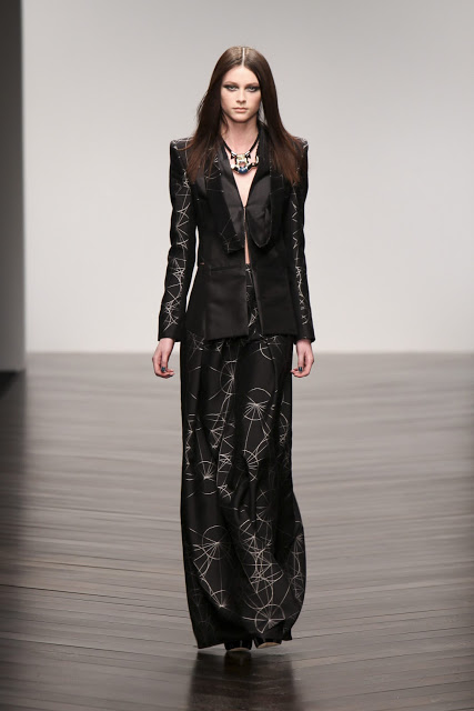 Jean-Pierre Braganza Womenswear Autumn Winter 2013