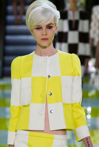 Vuitton Ruby Jean wilson spring 2013