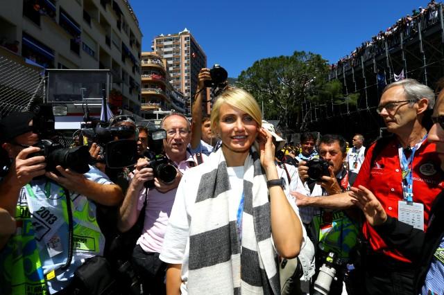 Monaco GP Sunday 26/05/13
