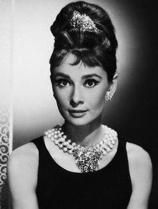Week 9. Audrey Hepburn